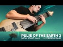 Василий Чернов Pulse Of The Earth 2 New single 2016 12 Strings Bass