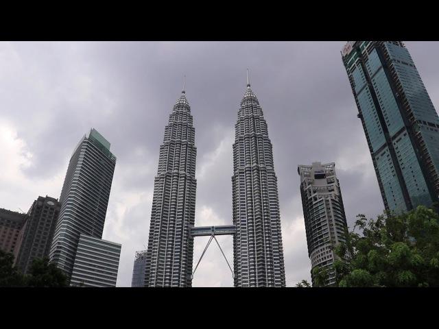 Wonderful Malaysia: Парк и океанариум КЛ. В полицейском участке. Бар на вертолетной площадке