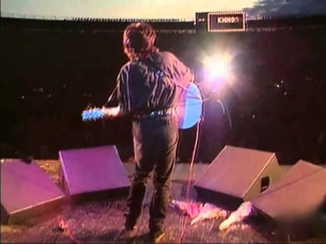Виктор Цой (гр.Кино) - Последний концерт 24.06.1990