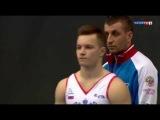Nikita Simonov (RUS) SR EF @ Osijek Zito World Cup Gymnastics 2017