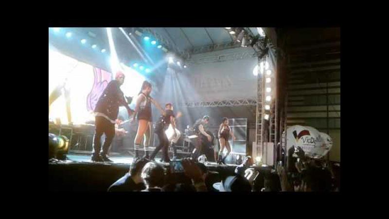 Malandramente e Bumbum Granada (Show Fortaleza CE) - Anitta RioMar