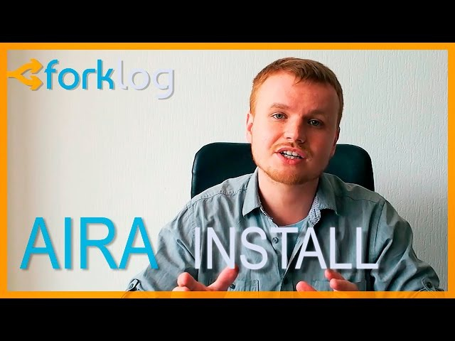 Сергей Лоншаков - архитектор проекта AIRA.life