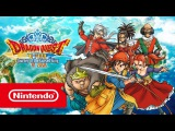 Dragon Quest VIII: Journey of the Cursed King - Launch Trailer (Nintendo 3DS)