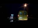 ДТП на ул. Локомативная 8 часов утра. ВАЗ 2112 вьехала в трактор. Админу полного бака.