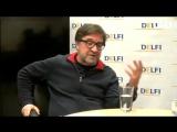 Юрий Шевчук - Онлайн-трансляция интервью порталу Delfi (Latvia, Riga, 22.11.2013