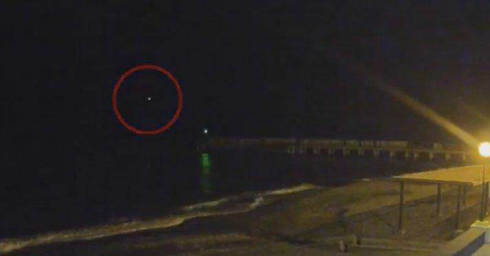 Установлено отсутствие связи между вспышкой над Черным морем и падением Ту-154