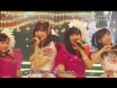 LIVE Morning Musume '16 x AKB48 ♪ The Peace FNS Kayousai 14 12 2016
