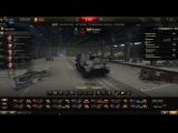 Играем в World of Tanks под альтернативный рок)))