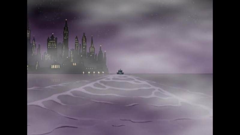 The Batman.Бэтмен (2004-2008) Четвёртый сезон 10 серия