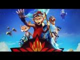 СПАРК. Герой Вселенной / Spark: A Space Tail (дублированный трейлер / премьера РФ: 1 июня 2017) 2016,мультфильм,Канада,3D,6+