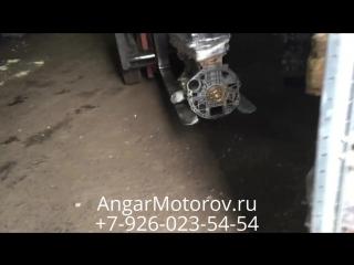 Отправка бензинового Двигателя Хендай Соната Кия Оптима 2.4 G4KС из Москвы в Уфу (склад Уфа)