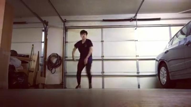 JYP Boys @ Yao Chen (John Aquino) dance practice (2)