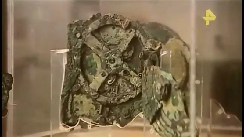 День космических историй 05.01.2016 Антикитерский Механизм