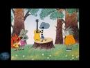 Советский Мультфильм | Песенка мышонка