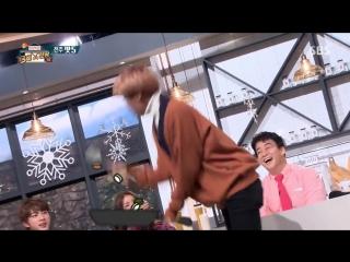 SHOW 170107 J-Hope Jin Cut Baek Jong Won's Top 3 Chef King Ep. 67 (720p)