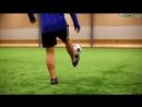 Изучите этот ЛУЧШИЙ И УДИВИТЕЛЬНЫЙ навык фристайла FAST! Навыки футбола Роналду/Месси/Неймар