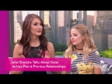 Jackie Evancho on Keeping Her Boyfriend Private Other Peoples Opinions Can Put Little Ideas in Your Head