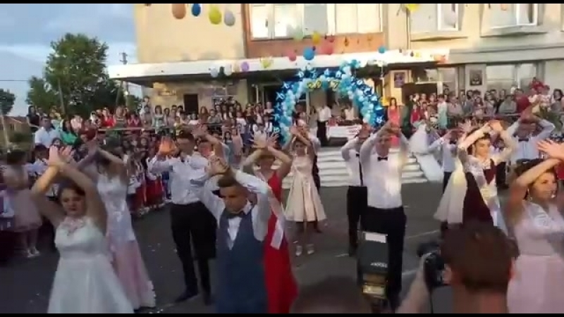 Flash mob2017 Iordănești