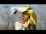 Doubutsu Sentai Zyuohger 1 русский зубрит