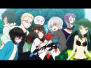 Гатчамен Отряд Галактики 2. Опенинг /OP/ Gatchaman Crowds Insight. Opening