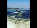 Мой wakeboarding! 🏄