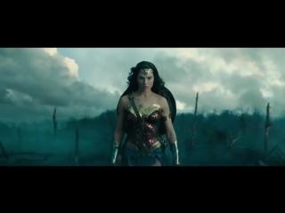 Wonder Woman Official Trailer #4 [HD] Chris Pine, Gal Gadot, Robin Wright