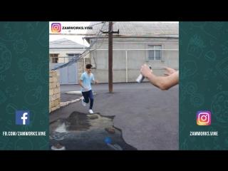 Гений видеомонтажа Замик Мирзаев 2017