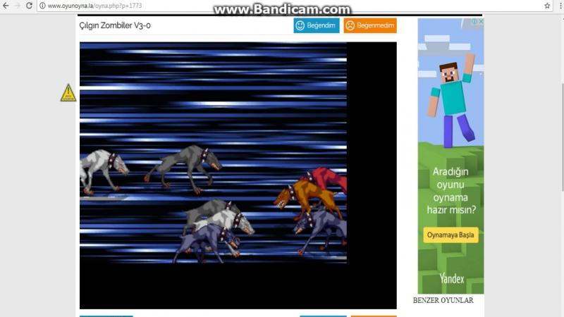 Çılgın Zombiler V3-0 Oyunu Oyna