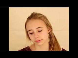 В свои 16 она узнала, что делал папа с первых секунд ее жизни. Здесь нельзя было не заплакать…
