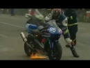 Самые опасные гонки на мотоциклах