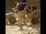 [Kavkaz vine] кто то жалуется на жизнь, а кто то работает, не смотря на всю ее тягость ?