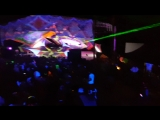 19.08.2017 Yahel playes Infected Mushroom  Becoming insane @ Tree of life