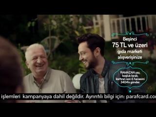 Paraf Murat Boz Ramazan Reklamı