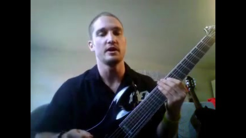 How-To-Play Black Metal Guitar - Tremolo Excercises (1 of 5)