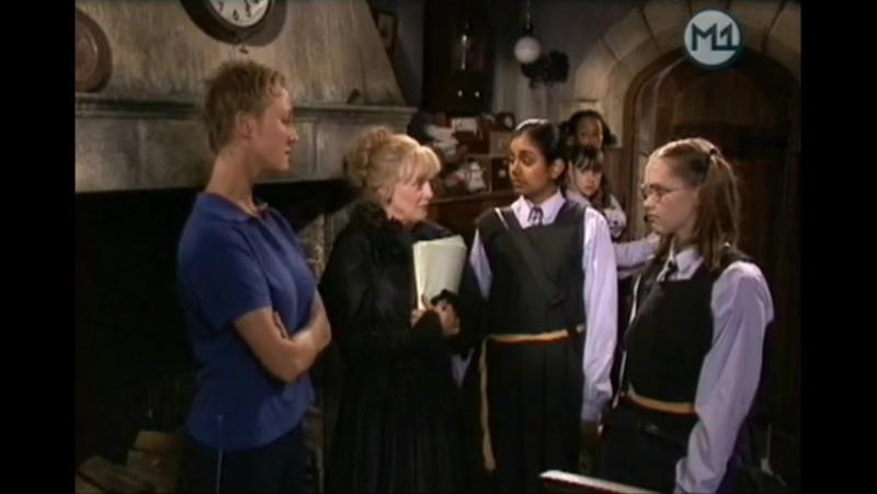 Самая плохая ведьма 7 серия.Канал М1