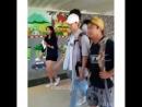 170628 Hongbin at Ngurah Rai Airport Bali @ lovestar b IG
