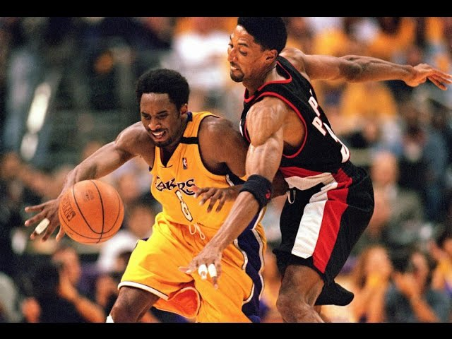 2000 Los Angeles Lakers vs Portland Trail Blazers Game 7 720p NBA Hardwood Classics