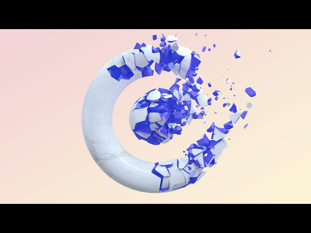 Cinema 4D Tutorial - Intro to the Mograph Time Effector