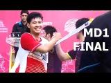 Asia Team Championships 2016  Angga PRATAMA Ricky Karanda S. vs Hiroyuki ENDO Kenichi H.
