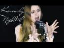 Kavinsky Nightcall London Grammar instrumental cover by AnuTa