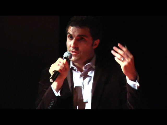 Conquering Math Anxiety - The Power of Yay Math Robert Ahdoot at TEDxAJU