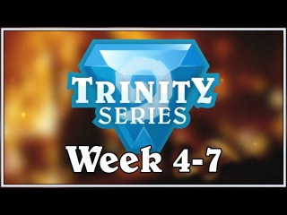 Funny And Lucky Moments - Trinity Series Edition (Week 4-7)