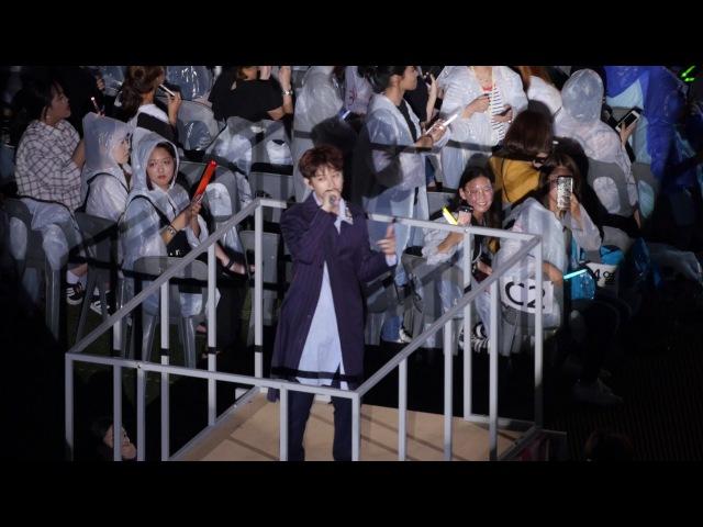 170708 슈퍼주니어 SUPER JUNIOR 김희철 KIM HEECHUL 직캠 FanCam MAGIC SM타운 콘서트 상암월드컵경기장