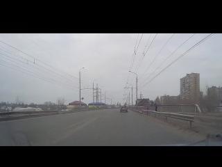 Пешеход самоубийца. Балаково