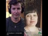 Джеймс Блант и Оксана Наумова.