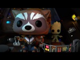 Marvel Collector Corps: Guardians of the Galaxy Vol. 2 Box Trailer!