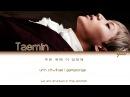 Taemin Sexuality Color Coded HanRomEng Lyrics by Yunat