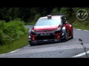 First SEBASTIEN LOEB Test Citroën C3 WRC 2017 [4K] Max Attack! by RFP