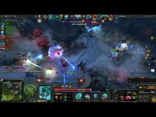 No[o]ne ultra kill vs Newbee