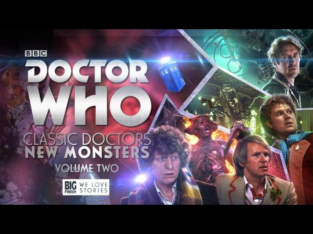Classic Doctors New Monsters: Volume 2